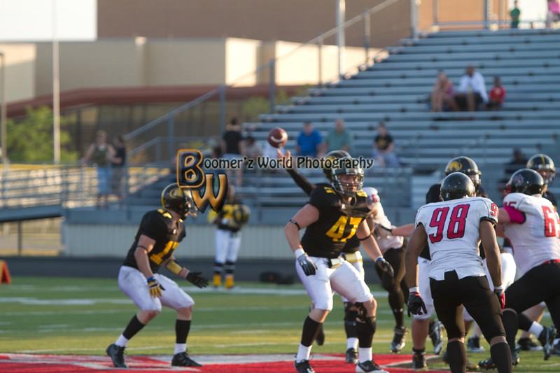 Mustangs Game 6-34
