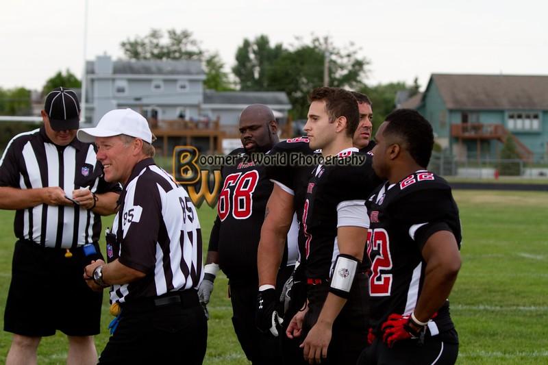 Game 2 Madison Mustangs 13-16  --4