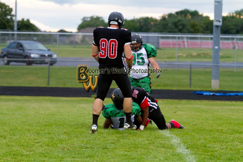 Game 3 Lake Geneva Generals 60-0-47