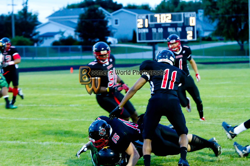 Game 3 Lake Geneva Generals 60-0-85
