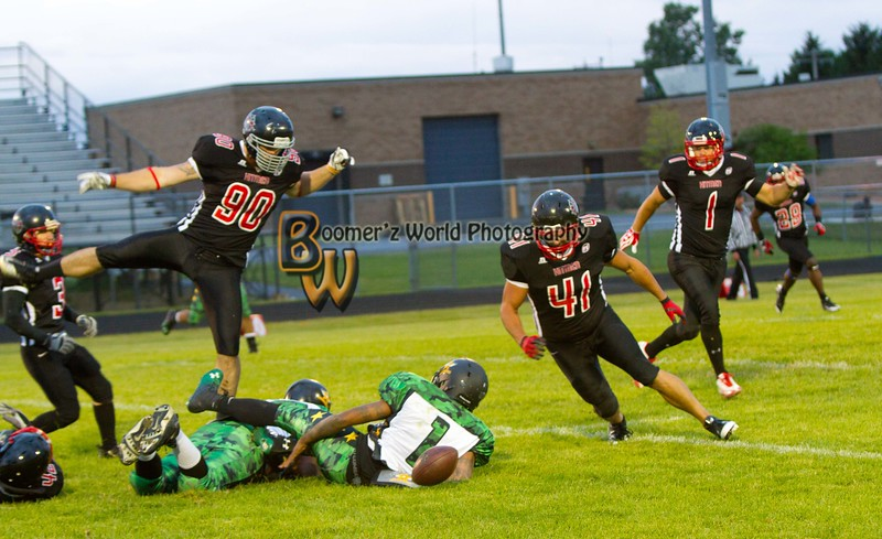 Game 3 Lake Geneva Generals 60-0-93