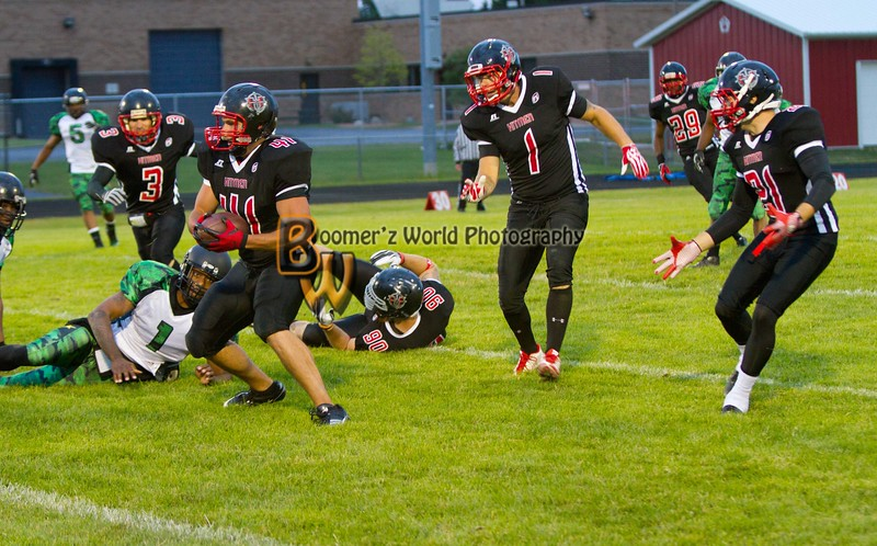 Game 3 Lake Geneva Generals 60-0-95