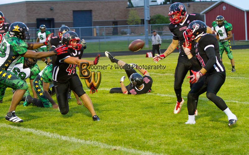 Game 3 Lake Geneva Generals 60-0-99
