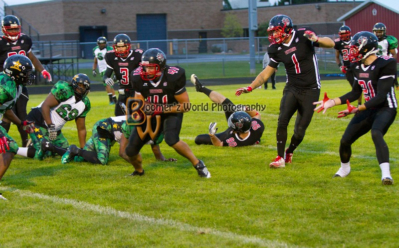 Game 3 Lake Geneva Generals 60-0-96