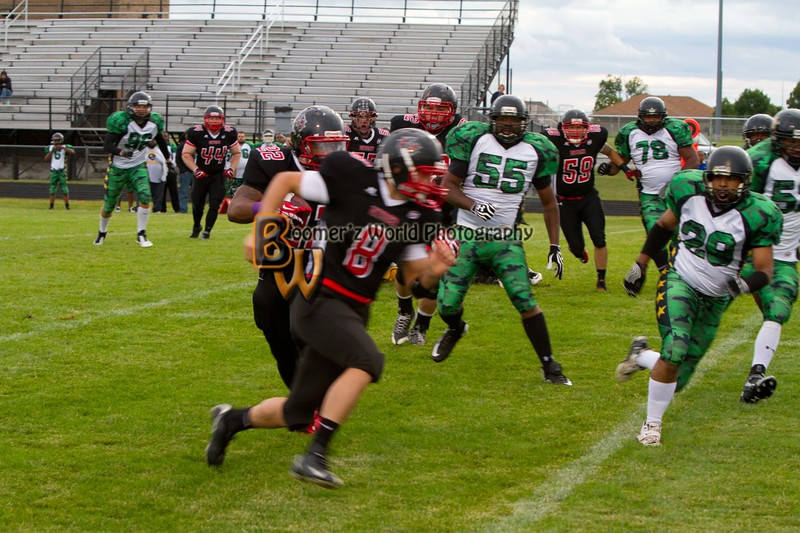 Game 3 Lake Geneva Generals 60-0-28