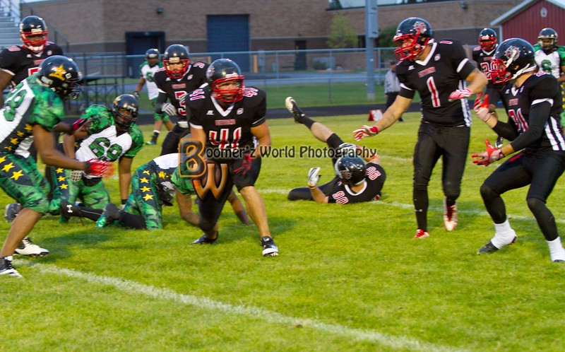 Game 3 Lake Geneva Generals 60-0-97