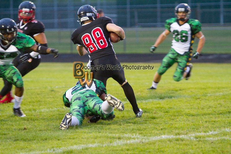 Game 3 Lake Geneva Generals 60-0-89