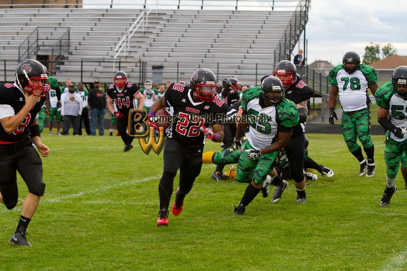 Game 3 Lake Geneva Generals 60-0-26