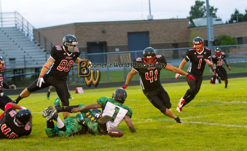 Game 3 Lake Geneva Generals 60-0-92