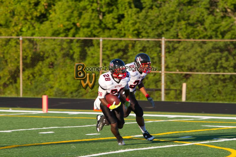 Game 5 Roscoe Rush 21-43-7