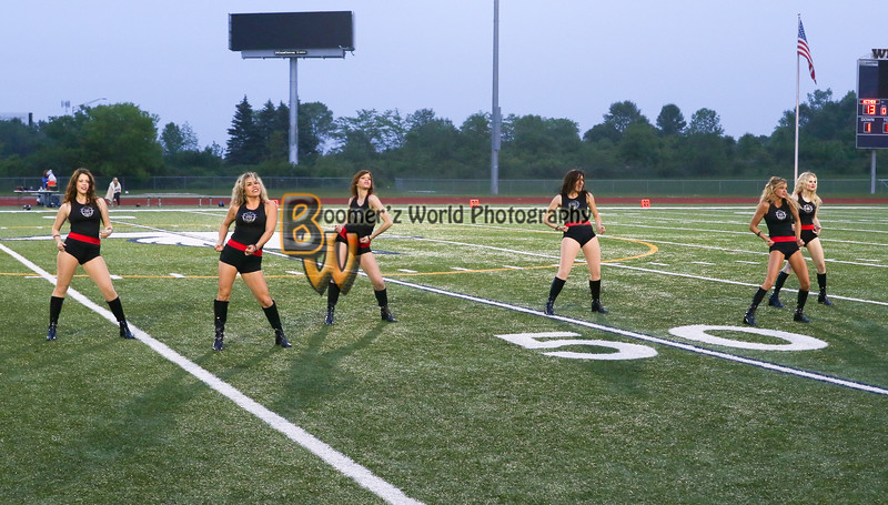 Game 1 Hitmen Dance Team-7