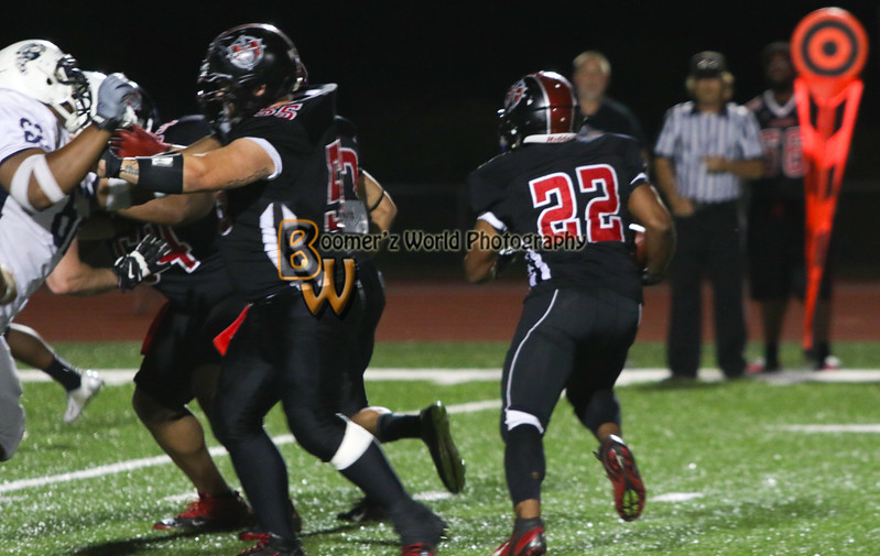 Game 3 Lions 40-23-160