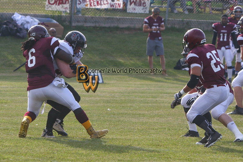 Game 4 Rebels 21-14-11