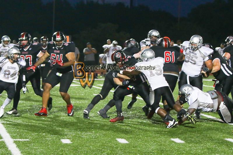 QC Raiders 27-10-85