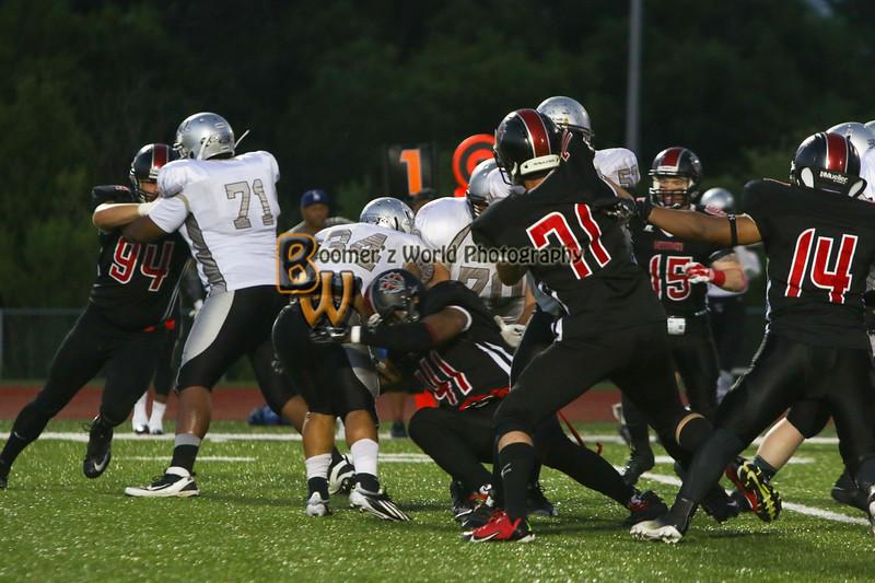 QC Raiders 27-10-71