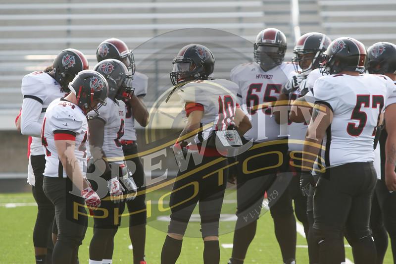 Game 2 Bulldogs 49-6-1