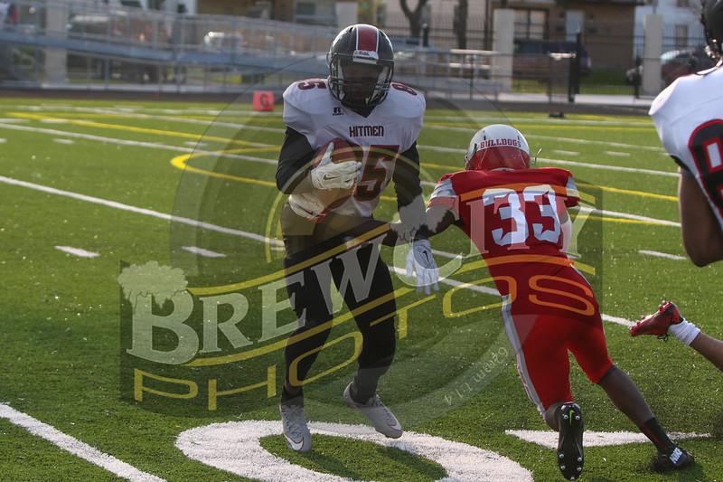 Game 2 Bulldogs 49-6-20