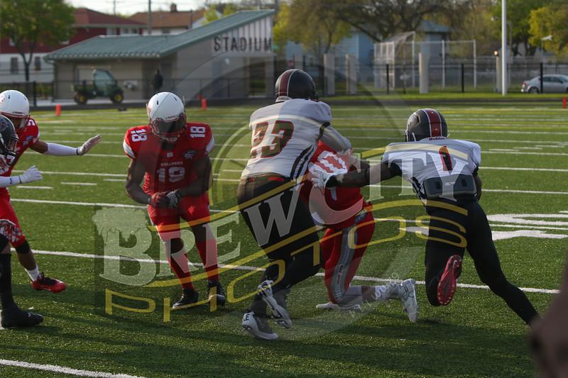 Game 2 Bulldogs 49-6-34