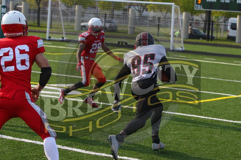 Game 2 Bulldogs 49-6-21