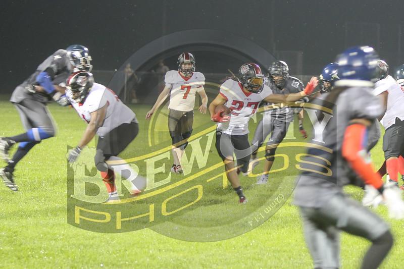 Game 12 Rush 38-26 -213