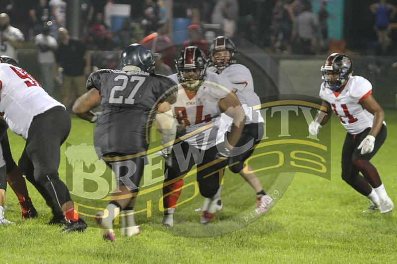 Game 12 Rush 38-26 -170