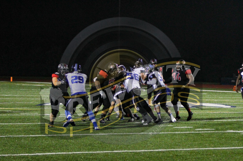 Game 13 Destroyers 44-0-117