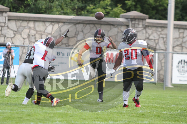 Game 7 Racine Raiders 10-13-31