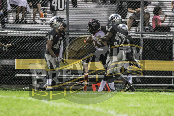 Game 7 Racine Raiders 10-13-137