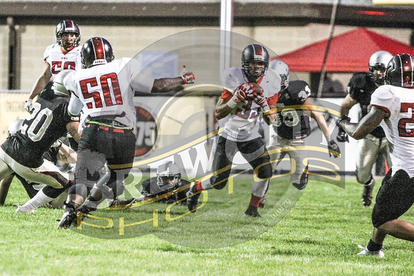 Game 7 Racine Raiders 10-13-125