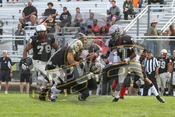 Game 7 Racine Raiders 10-13-34
