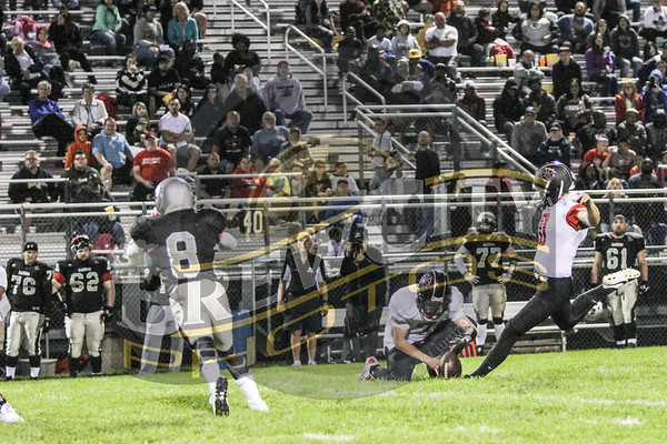 Game 7 Racine Raiders 10-13-140
