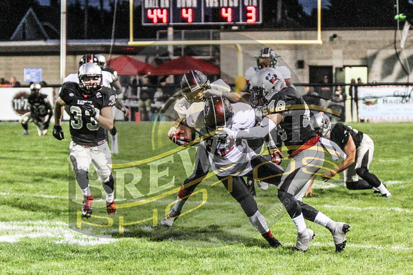 Game 7 Racine Raiders 10-13-136