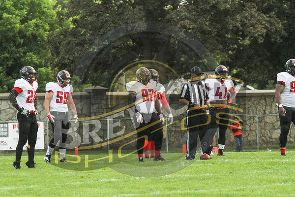 Game 7 Racine Raiders 10-13-12