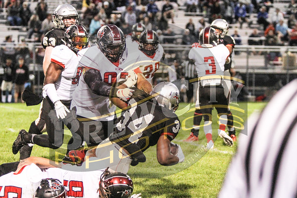 Game 7 Racine Raiders 10-13-118