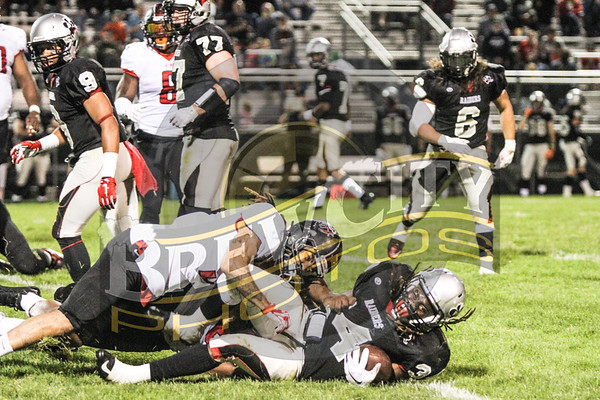 Game 7 Racine Raiders 10-13-150