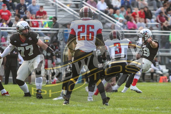 Game 7 Racine Raiders 10-13-25