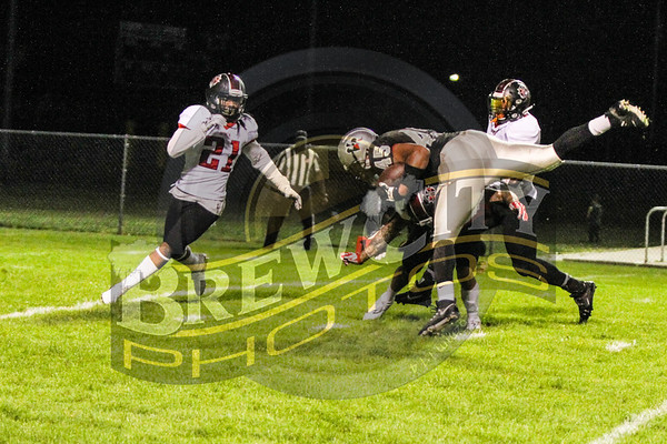 Game 7 Racine Raiders 10-13-158