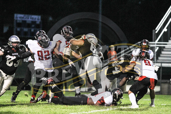 Game 7 Racine Raiders 10-13-113