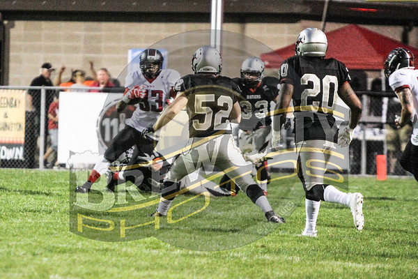 Game 7 Racine Raiders 10-13-124