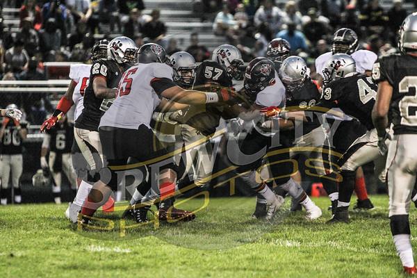 Game 7 Racine Raiders 10-13-105