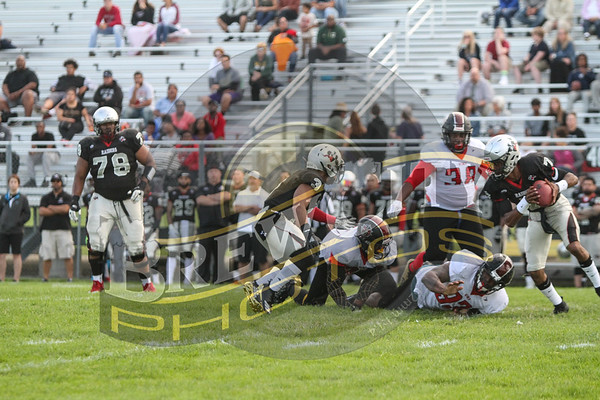 Game 7 Racine Raiders 10-13-37
