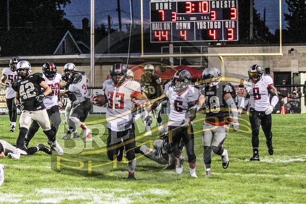 Game 7 Racine Raiders 10-13-132