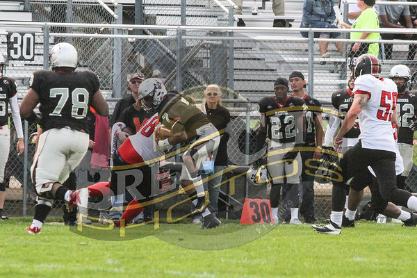 Game 7 Racine Raiders 10-13-22