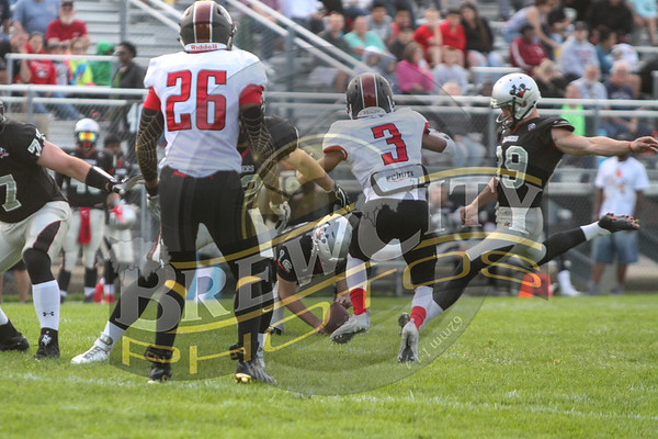 Game 7 Racine Raiders 10-13-24