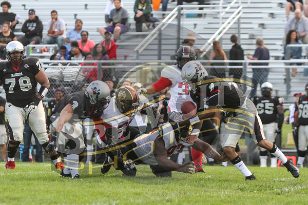 Game 7 Racine Raiders 10-13-36