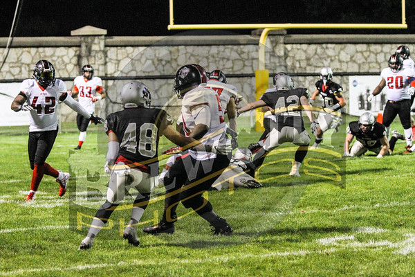 Game 7 Racine Raiders 10-13-162
