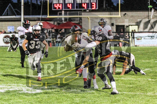 Game 7 Racine Raiders 10-13-135