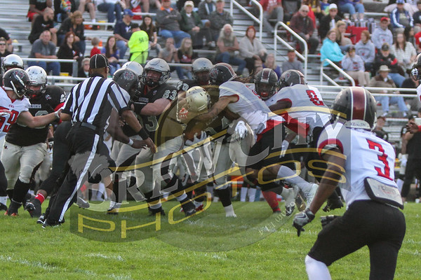 Game 7 Racine Raiders 10-13-41