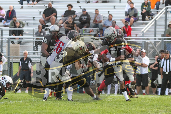 Game 7 Racine Raiders 10-13-33
