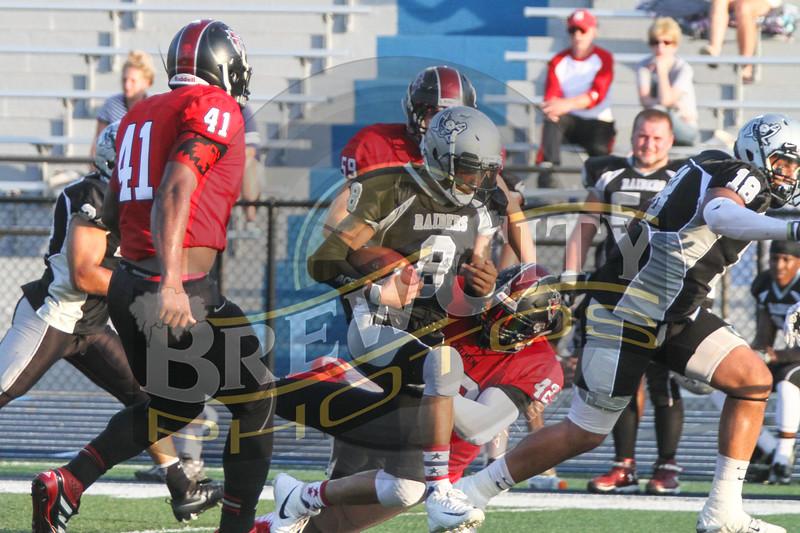 Game 8 Raiders 51-0-65